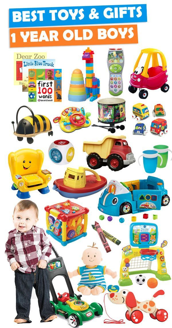 Gifts For 1 Year Old Boys 2019 List Of Best Toys 1st