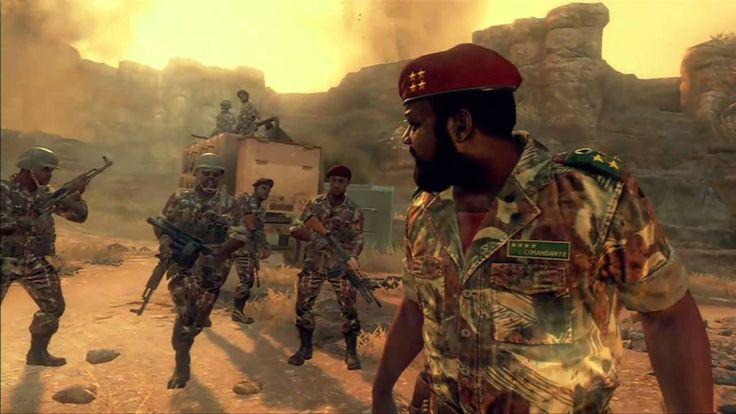 savimbi black ops 2. Na cultura popular.