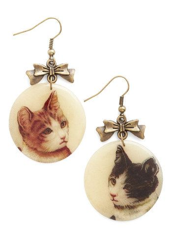 vintage kitty jewelry