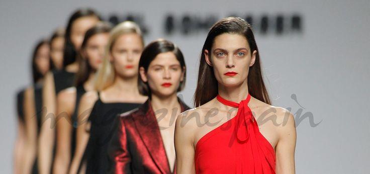 Madrid Fashion Week 2016: Angel Schlesser