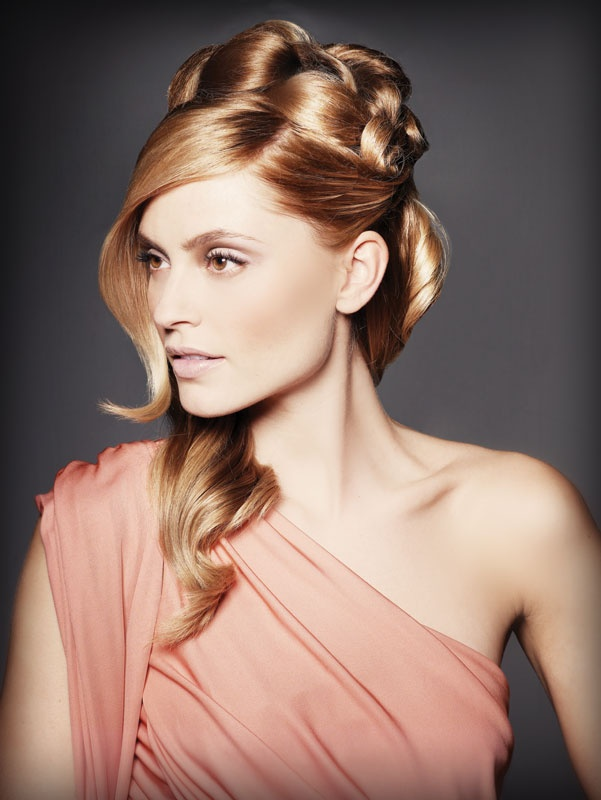 Love This Sleek Wedding Hairstyle: 107 Best Sleek & Smooth Updos Images On Pinterest