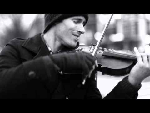 "Live violin performance covering Celine Dion's ""The Prayer"" ft Andrea Bocelli by Cal Morris Music."