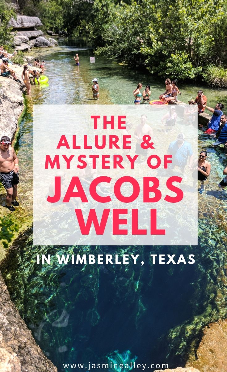 The Mystery Allure Of Jacob S Well In The Hill Country Of Wimberly Texas Jacobs Well Beautiful Places To Travel Cool Places To Visit