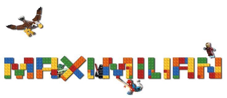 """Lego Maxi """"self-made"""""""