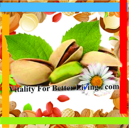 "Pistachios Nutrition and All Pistachios Health Benefits Vitality VFBL. Pistachios Nutrition; Originating from the country of Persia, the pistachio is the seed of the fruit Pistacia vera. The word pistachio is mainly derived from the Persian name ""pisteh"". http://vitalityforbetterliving.com/pistachios-nutrition-pistachios-health-benefits/"