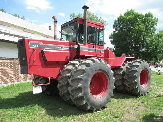 Large 4 Wheel Drive Tractors : Images about tractors on pinterest international