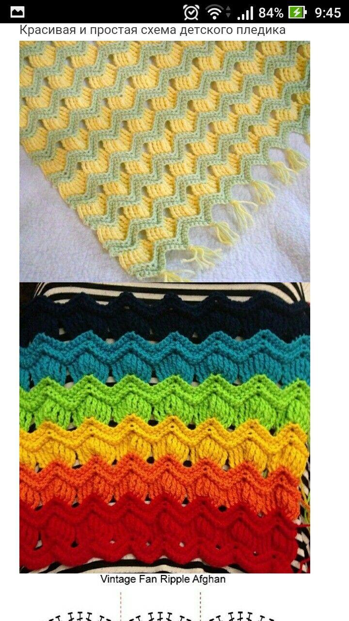 217 best Crochet images on Pinterest | Breien, Chrochet and Crochet