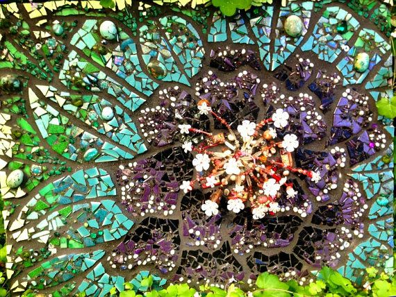Mosaic Wall Art on Etsy, $1,059.00 AUD