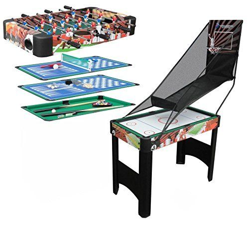 Goglory 8 In 1 Multi Games Table