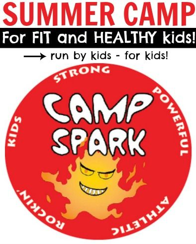 Camp SPARK: Summer Sports Camp By Kids, For Kids via @FitFluential