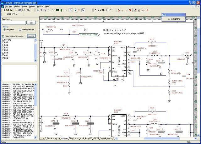 New Jan 23 2018 Tinycad 2 90 00 An Open Source Program For Drawing Circuit Diagrams Windows Xp Vista Pcb Design Software Pcb Design Electronic Engineering