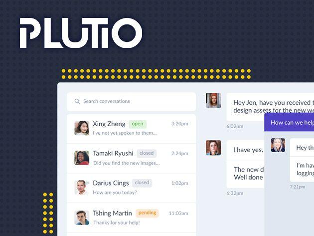 Plutio Studio Plan 1 Yr Subscription Mashable Shop Task