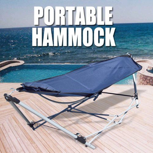Unique Hammock On Stand Portable