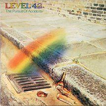 Vinyl Album - Level 42 - The Pursuit Of Accidents - Polydor - UK