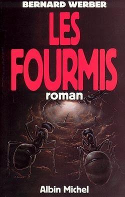 Couverture de l'ouvrage : Les Fourmis de Bernard Werber