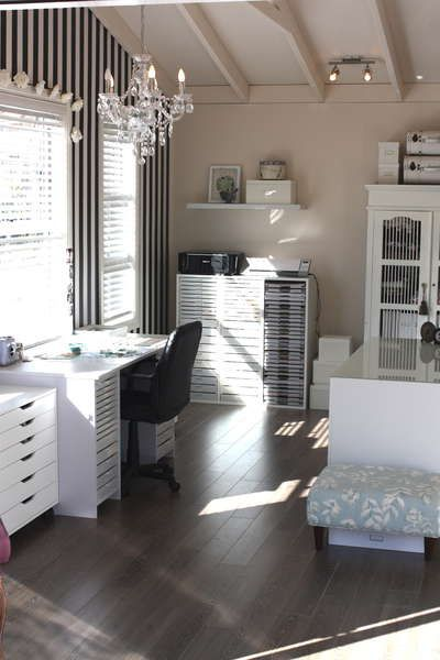 344 best images about Craft Room Design Ideas on Pinterest ...