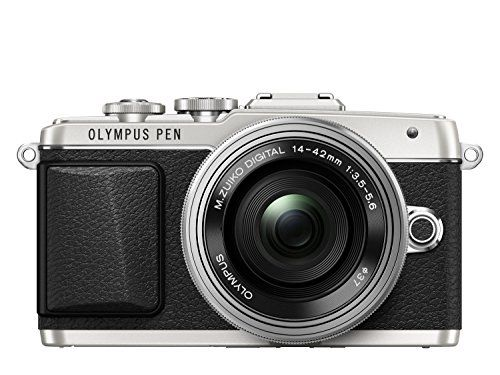 awesome Olympus PEN E-PL7 Interchangeable Lens Camera (16.1 MP, M.Zuiko Digital ED 14-42 mm 1:3.5-5.6 EZ Pancake Lens, 3.0 inch Touchscreen LCD) - Silver