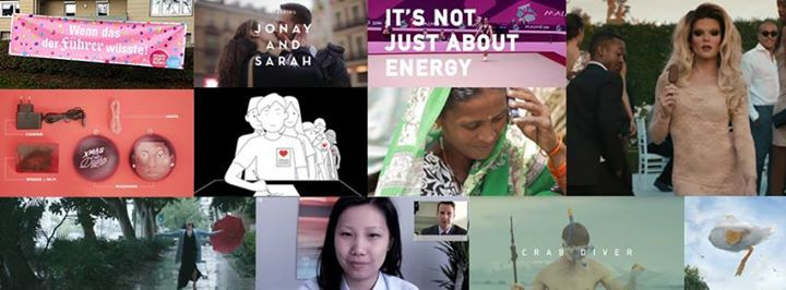 A collection of our winning work at Cannes Lions International Festival of Creativity 2015.