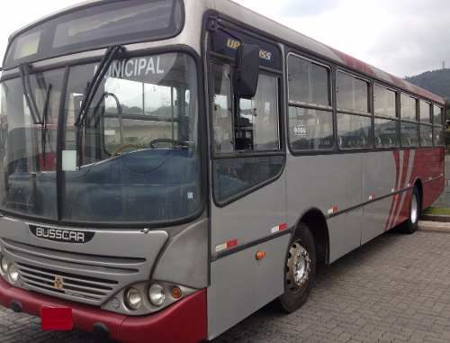 Busscar Ano 2000 Curto Mercedes 1417 Onibus Urbano - R$ 22.900,00