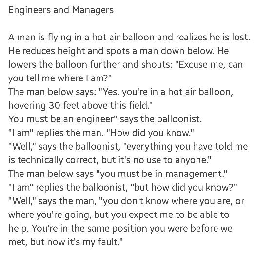 #Engineering #Humor