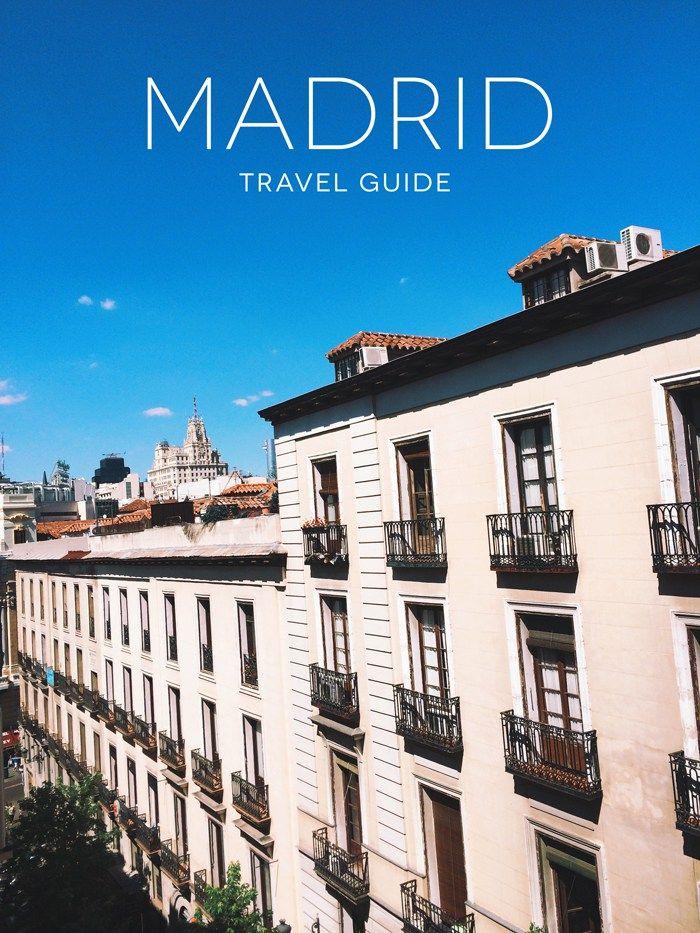 Madrid Spain Travel Guide. |. Amazing photos