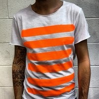 fluo stripe for your summer