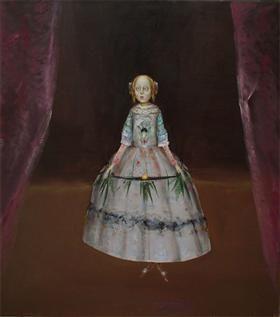 Girl With Lemon - Stefan Caltia