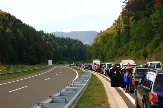 trasa Polska - Chorwacja