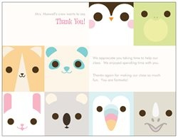 Check out the Flat Invitations and Announcements I created with Vistaprint!