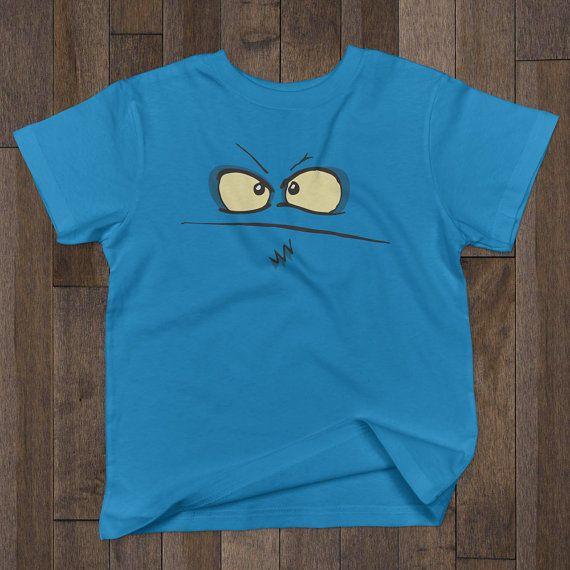 Little Monster kids t-shirt birthday gift by MyLittleMonstersTees