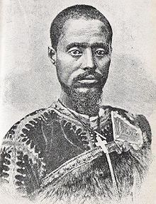 Ras Mekonnen would've easily found himself higher up the influence list had he not died too early. Emperor Menelik strongly favored him for the succession but he died even before Menelik. He was born into a well connected family. His father was a Shewa Oromo aristocrat with a rank of Dejazmach who changed his name to Wolde-Mikael after he was baptized. ...more--->http://www.ethiopianreview.com/forum/viewtopic.php?t=46194=264695Rastafari