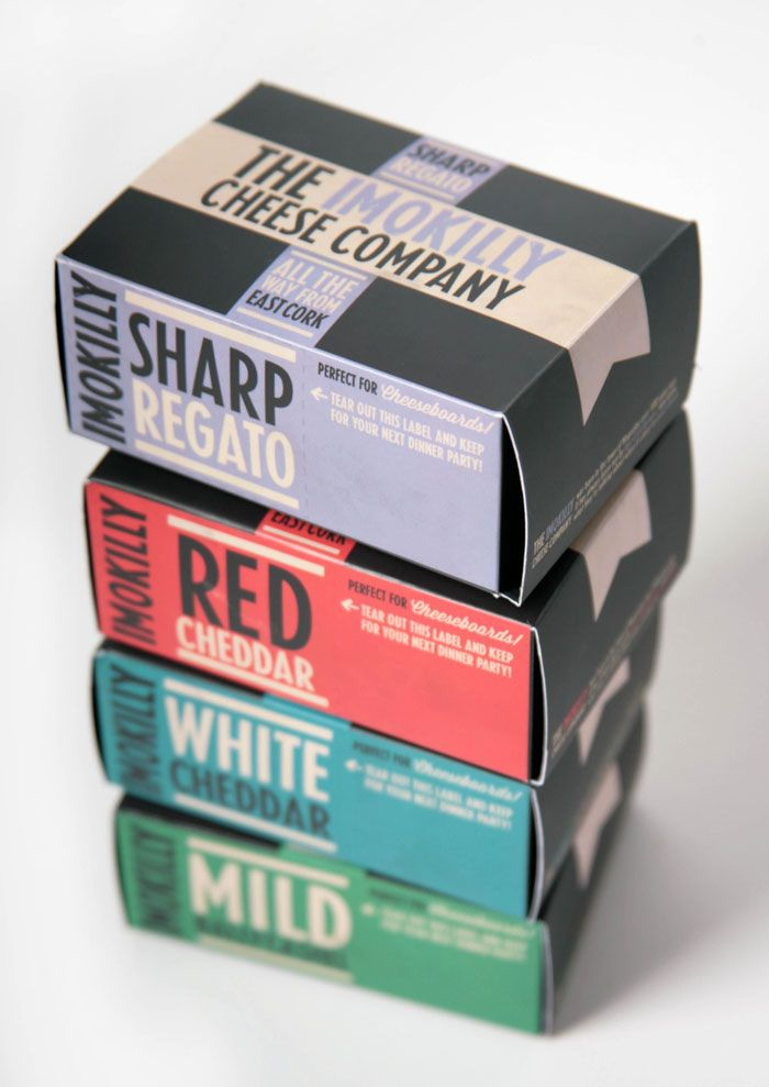pretty cheese #packaging
