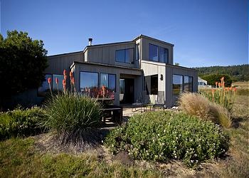 Cool. In Sea Ranch California