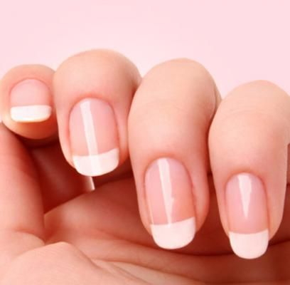 The round nail shape gives the illusion of a thinner nail bed which makes your fingers look elegant.