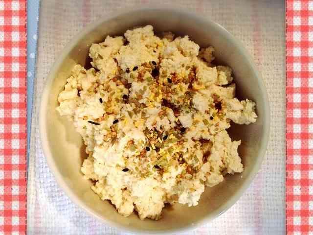 ゆる糖質制限【豆腐飯‼︎】