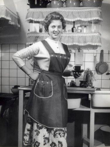 De huisvrouw jaren vijftig