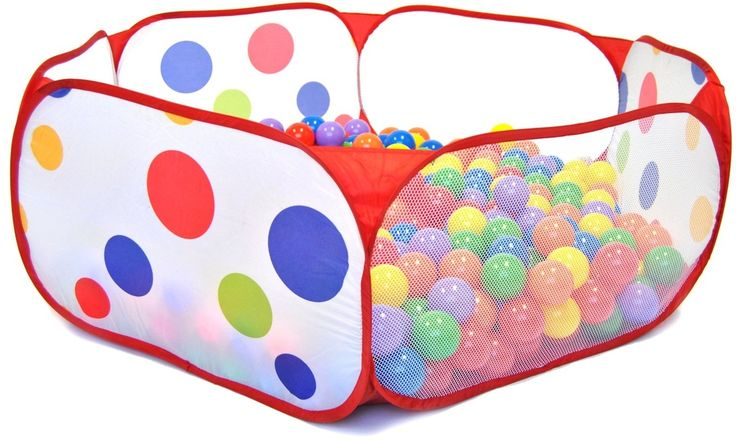 Ball Pits Make Good Gifts for 2 Year Old Boys