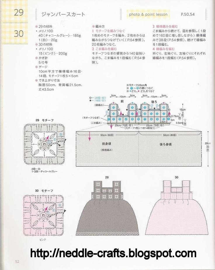 Easy Crochet Baby Dress | baby girl crochet dress very easy for beginners , here is the patterns ...