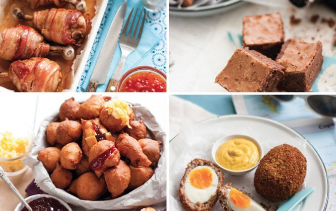 6 easy 'padkos' recipes (Padkos is the South African word for food you eat when travelling long distances... basically picnic food on a road trip!)