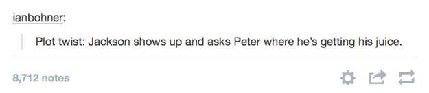 "A few insider jokes will go around. | Community Post: Tumblr vs. A New ""Teen Wolf"" Episode"