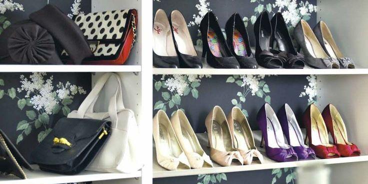 Nos asomamos a Instagram para coger ideas con las que organizar el vestidor y los armarios. ¡Todo en orden! Elle Decor, Shoe Rack, Instagram, Ideas, Organize Dresser, Closets, Clothing, Shoe Racks, Thoughts