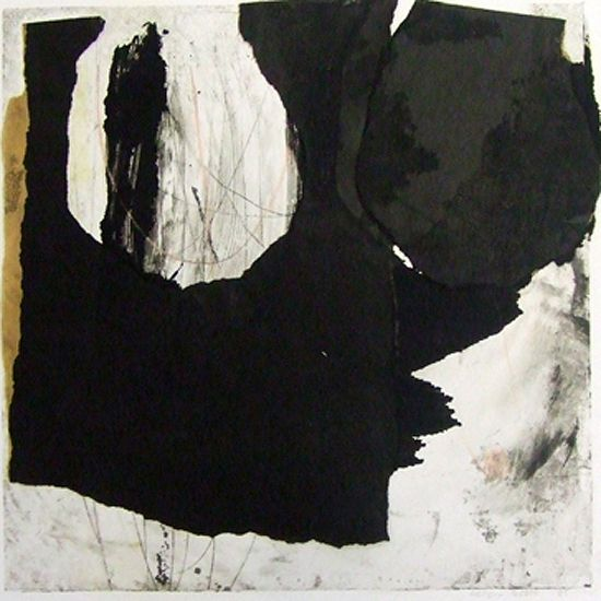 Helen Booth - Untitled, mixed media collage