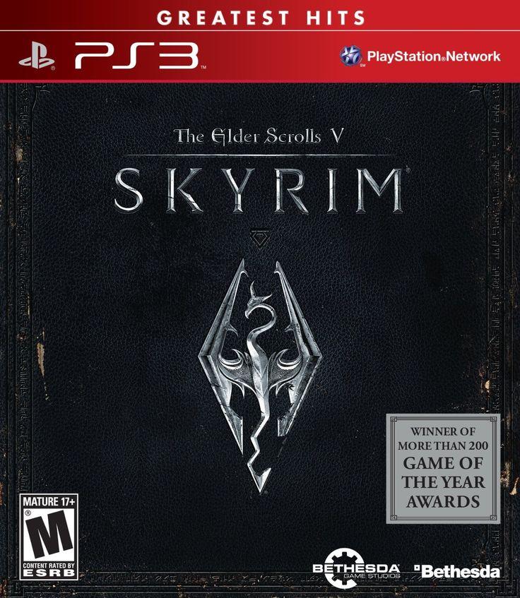 Amazon.com: The Elder Scrolls V: Skyrim: Xbox 360: Video Games