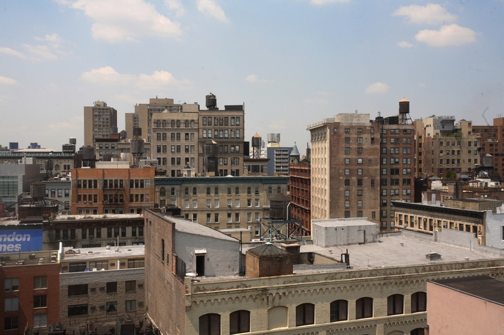 Rooftop view from soho court apartments of the soho for No fee rentals nyc