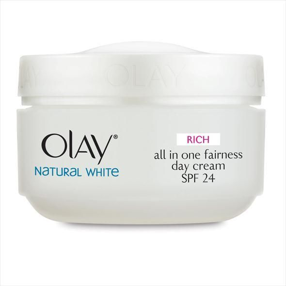 Olay Natural White Day Cream Skin Whitening with Sunscreen SPF 24 50 grams Listing in the Lightening Cream,Face & Skin Care,Health & Beauty Category on eBid Asia | 158648804