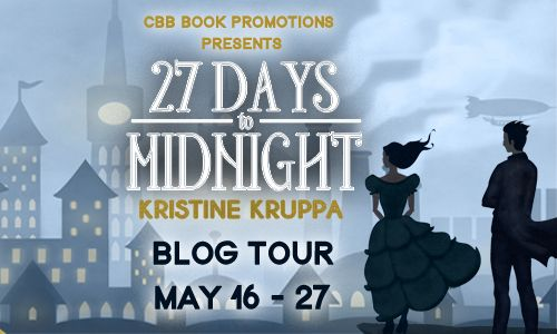 5 Girls Book Reviews: BLOG TOUR, REVIEW, GUEST POST & GIVEAWAY: 27 Days ...