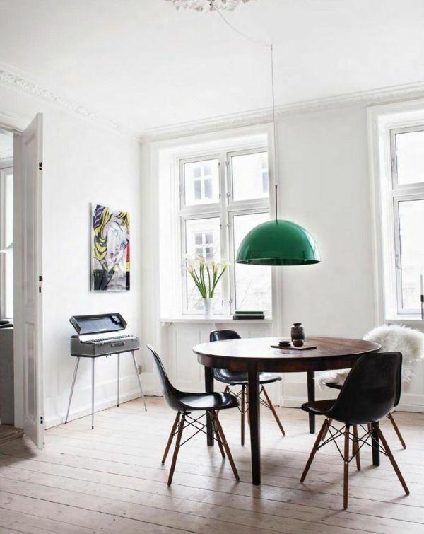 50 einrichtungsideen für kleine esszimmer. kleines wohnzimmer mit, Esszimmer