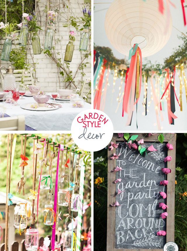 Entertaining: How to Throw a Summer Garden Party in Style | Appliances Online @ Home
