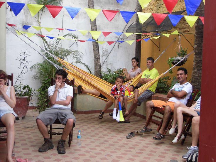 Actividades en el área de diversión.  Karaoke, Yoga. fiestas  Activities in the area of fun.