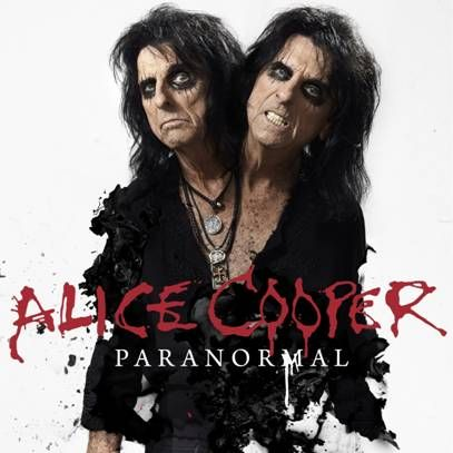 "Heavy Metal Music & More  : Alice Cooper ""Paranormal"" [Recenzja]"